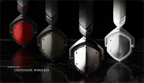 Tai nghe khong day bluetooth VMODA Crossfade Wireless