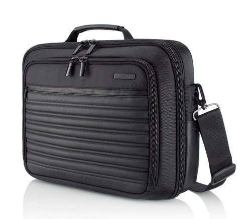 """... máy tính xách tay Belkin PACE CLAM SHELL 16"""" BLK BAG sử dụng với các  loại laptop có kích thước màn hình dưới hoặc bằng 16"""". Giá : 60$ ~  1,299,000 VNĐ"""