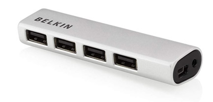 Belkin USB 20 4PORT Ultra Slim 270816