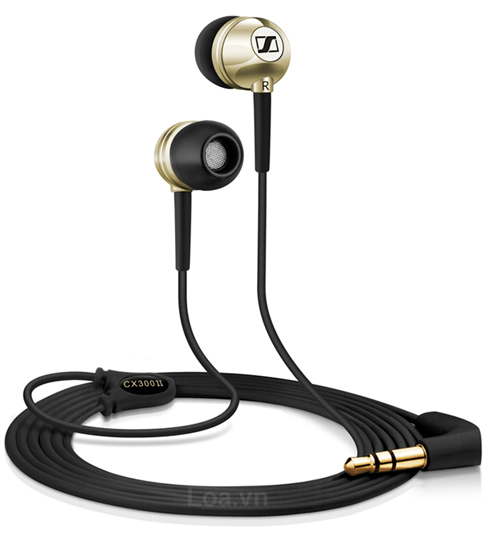 Co hoi so huu Tai nghe SENNHEISER Headphone CX300 II gia cuc tot