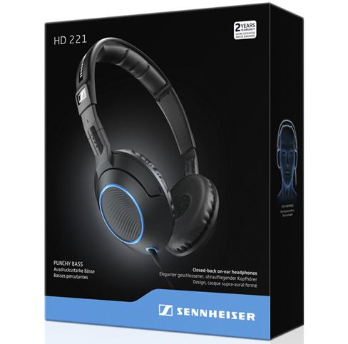 Khuyen mai Tai nghe Sennheiser HD221