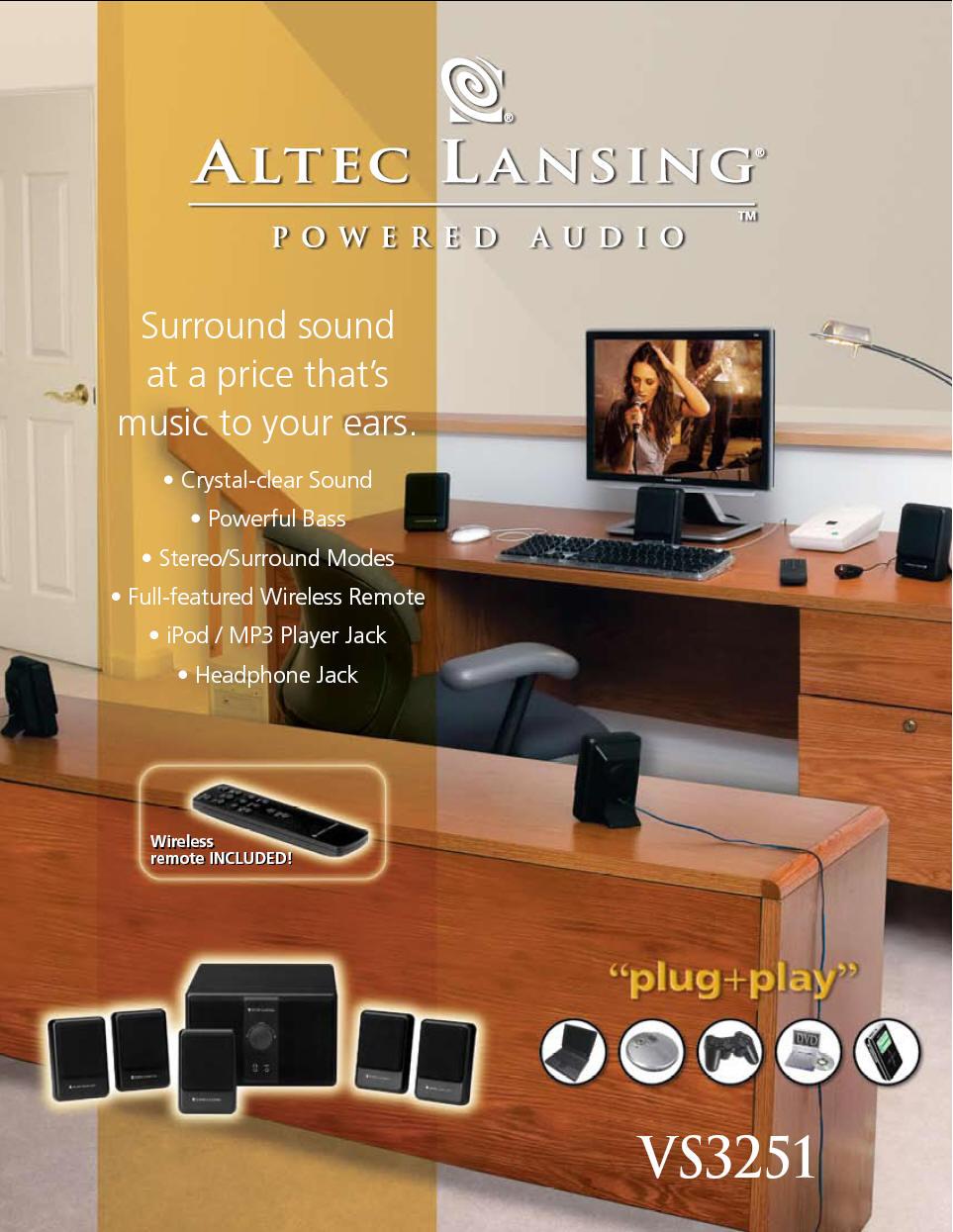 Loa Altec Laning