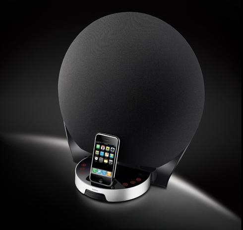 ... cho Ipod kiêm chức năng sạc cho máy nghe nhạc Ipod(tiết kiệm được  khoảng 40$ tiền mua cục sạc cho Ipod). + Công suất 12watts. Giá : 85$ ~  1.648.000 vnđ