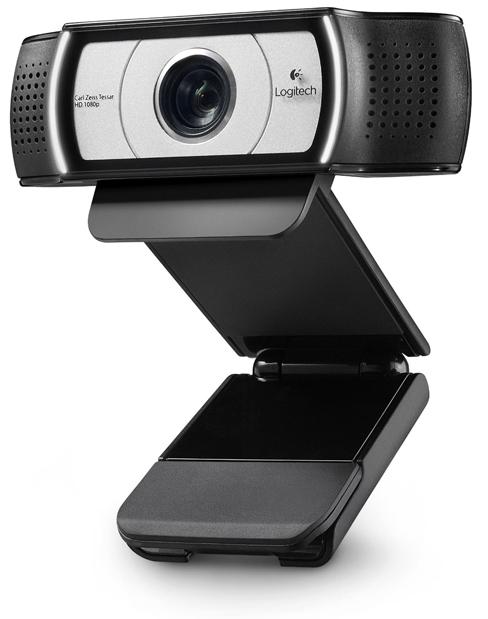 Webcam Logitech C930e sac net tung khung hinh